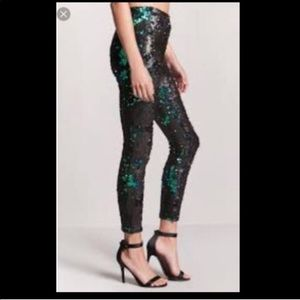 Forever 21 | After Dark mermaid sequins leggings